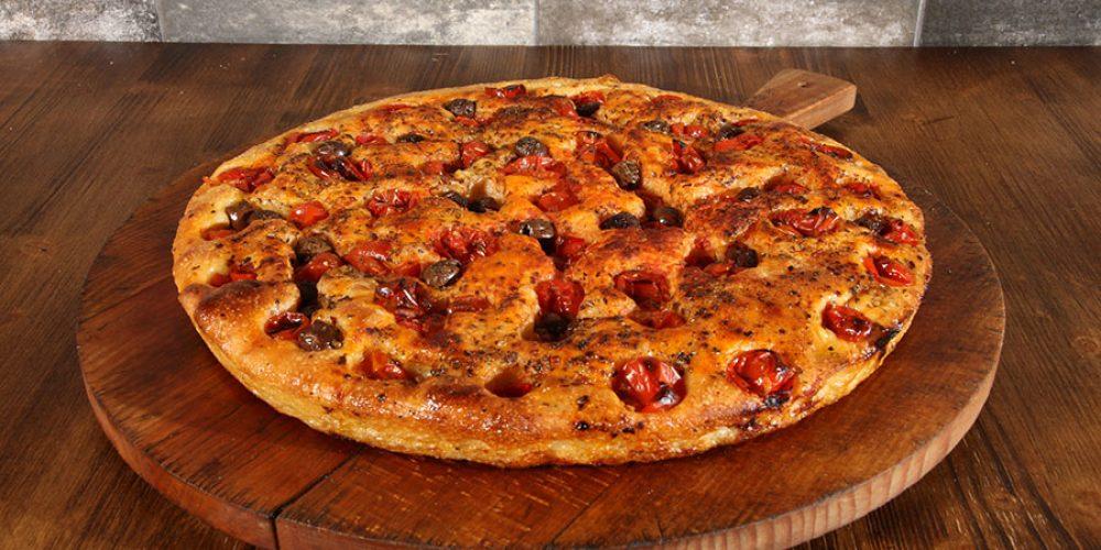W la pizza!
